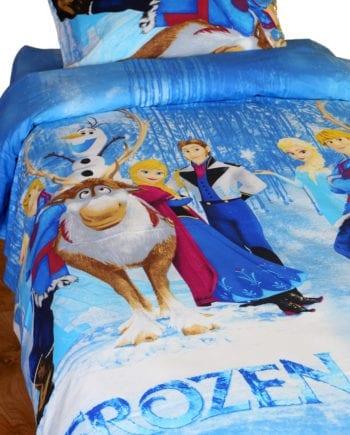 Frozen - Κουβέρτα Μονή 160Χ220 Disney Belpla - morfeohome
