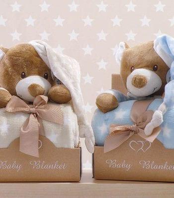 Hoodies Pink - Κουβέρτα bebe Makis Tselios - morfeohome