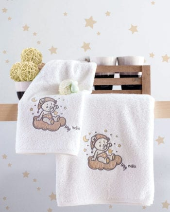 Sweet Beige - Σετ Πετσέτες Makis Tselios