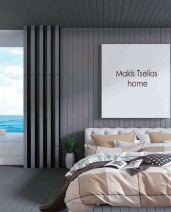 Soft - Σετ Κουβερλί Υπέρδιπλο Makis Tselios