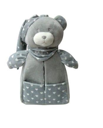 Billy Grey - Κουβέρτα bebe Makis Tselios - morfeohome