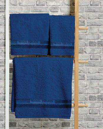 Desert Blue - Σετ Πετσέτες Makis Tselios - morfeohome