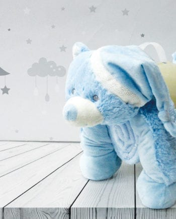 Dog Blue - Κουβέρτα bebe Makis Tselios - morfeohome