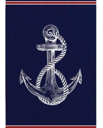 Anchor - Πετσέτα Θαλάσσης 90Χ160 Makis Tselios - morfeohome