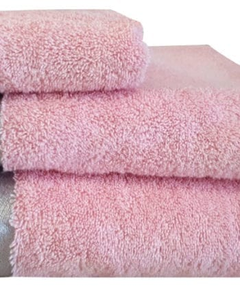 Ice Pink - Σετ Πετσέτες  3τμχ Makis Tselios - morfeohome