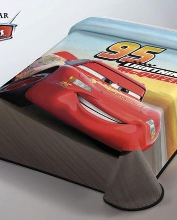 Cars - Κουβέρτα Μονή 160Χ220 Disney Belpla - morfeohome