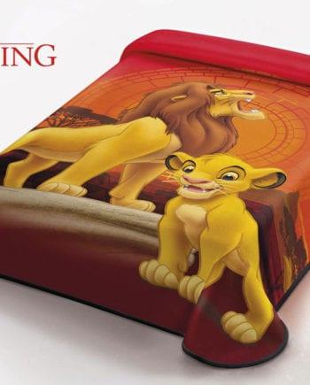 Lion King - Κουβέρτα Μονή 160Χ220 Disney Belpa - morfeohome