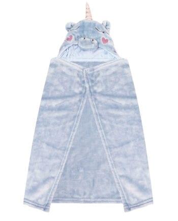 Monocer Blue - Κουβέρτα-Κάπα Βρεφική 86Χ36 Makis Tselios