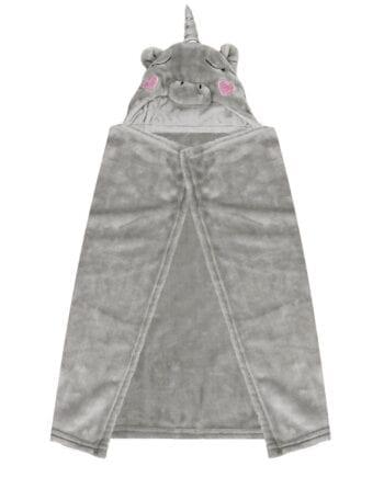 Monocer Grey - Κουβέρτα-Κάπα Βρεφική 86Χ36 Makis Tselios