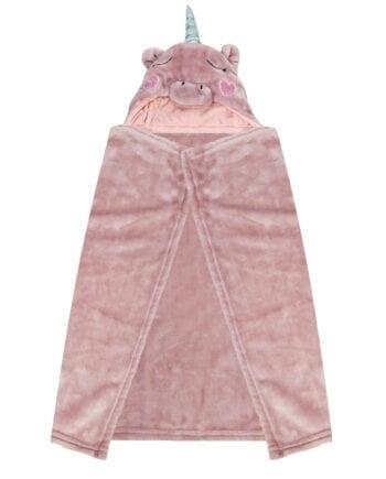 Monocer Pink - Κουβέρτα-Κάπα Βρεφική 86Χ36 Makis Tselios