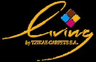 living by tzikas logo